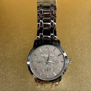 Geoffrey Beene Diamond Men's Watch